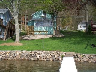 Lake Front Cottage - Indiana vacation rentals