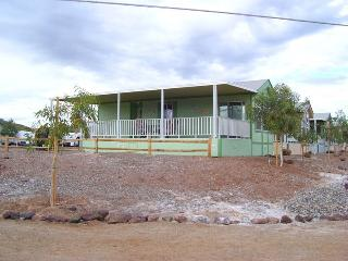 River Front Cottage with boat ramp access - Parker Dam vacation rentals