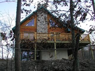 The Log Cabin, on 10 Wooded Acres, Near Launch - Huntingdon vacation rentals