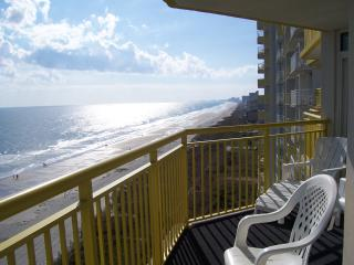 Oceanfront 2 bd. @BAYWATCH - SAVE on Fall & Winter - North Myrtle Beach vacation rentals
