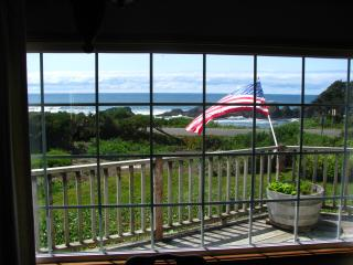 Enjoy Breathtaking Views from the Captain's Cabin - Seal Rock vacation rentals