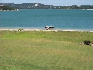 Beautiful Montina Beach on Lake Travis - Lake Travis vacation rentals