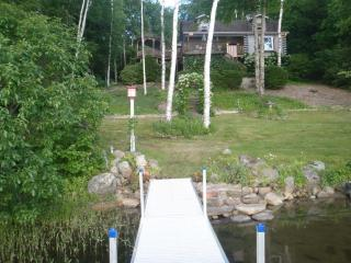 Lake Front Home in Lake George (Trout Lake) - Diamond Point vacation rentals