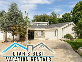 Chic Royale Home! Gated+Creekside+Groups/Events - Salt Lake City vacation rentals