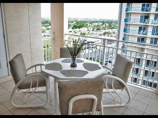Luxurious Tenth Floor at the Opus Condominium 1002 - Daytona Beach Shores vacation rentals