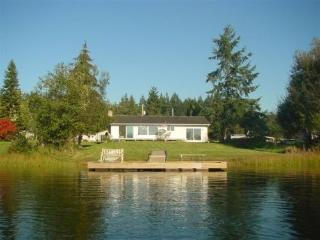 WaterFront House on DeerLake-Whidbey Best Rates! - Clinton vacation rentals