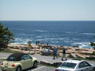 On the Acadia Nat. Park loop @ Schoodic Point - Winter Harbor vacation rentals