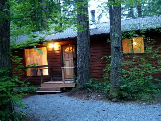 Mt Rainier Big Creek Cabin in Ashford Wa, Paradise - South Cascades Area vacation rentals
