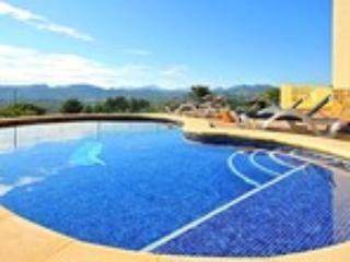 private pool -  luxury  villa in javea spain