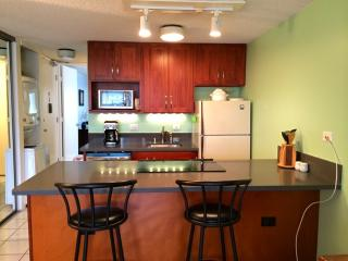 New, Remodeled 1 BR condo with Parking & views - Oahu vacation rentals