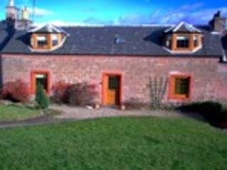 Cairnleith Cottage, Alyth, Pertshire, Scotland - Image