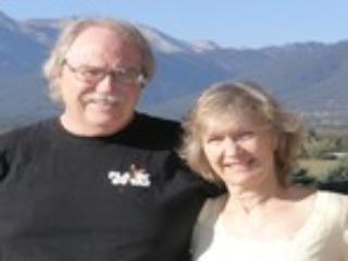 Judith & Doug: Owners of Turtle Cove Cottage - Judith Saum
