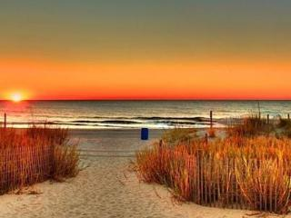 Our beautiful sunrise! - Vacation Rentals of North Myrtle Beach