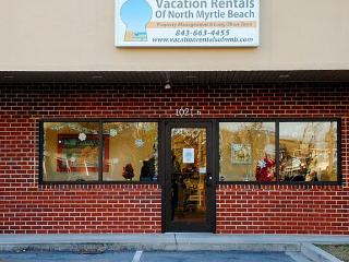 Vacation Rentals of North Myrtle Beach Office Location - Vacation Rentals of North Myrtle Beach