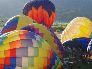 Hot Air Balloon Festival - Steamboat Vacation Rentals
