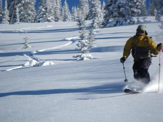 Back-country Skiing - Steamboat Vacation Rentals