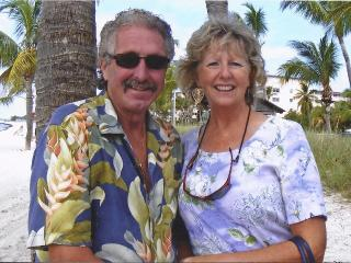 Owners, Ray & Diane in Key West - Diane Fowler