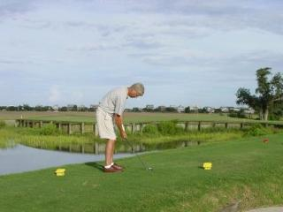 Pawleys Island Golf - The Dieter Co. Vacation Rentals