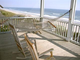 Porch View with Hammock - The Dieter Co. Vacation Rentals