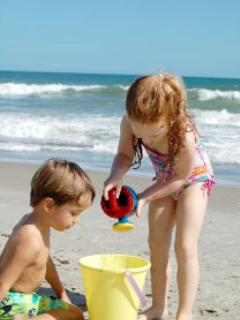 Family Friendly Beach - The Dieter Co. Vacation Rentals