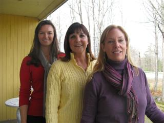 Our Rental Team (Heather, Ruby and Lisa) - Bayside Rentals