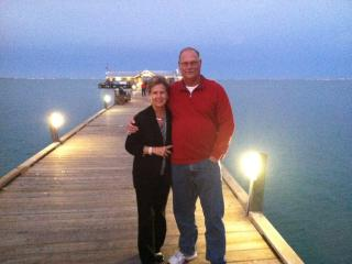Anna maria city pier Dec. 2012 - carey tinholt