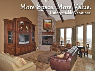 More space for being together than anyone else - Utah's Best Vacation Rentals