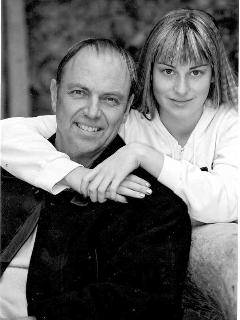 Dad and daughter - richard cook