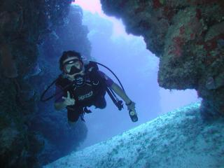 scuba diving Kelley - Kelley M Gonzalez