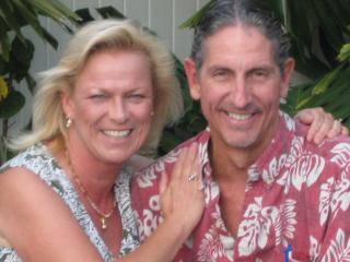 Aloha from Randy & Julie! - Randy Smith