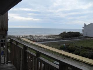 Beach from Deck - Bob Weinkauf