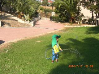 Watering sports - Margarita Nitis