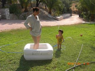 Baby pool - Margarita Nitis