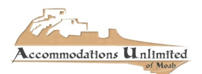 Accommodations Unlimited of Moab - Accommodations Unlimited of Moab