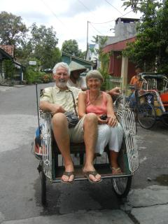we love to travel - Indonesia - Jack & Sheila Pope
