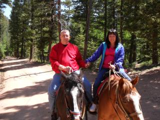 Vacationing in Colorado - Emil and Anna