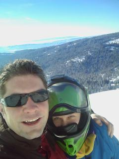 Snowmobiling in McCall - Jonathan Frost