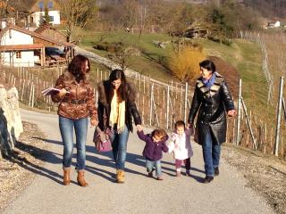 Excursion near Zagreb - Brzica family
