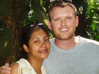 My Mexican wife and I - Matthias Doehling