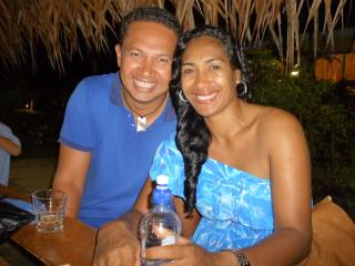 Miles and Emma Hosts for Are Kapakapa - Miles and Emma Ratu