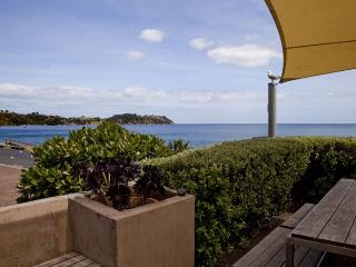 On the beach - New Zealand vacation rentals