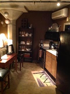 Cook for and Serve 6 in Full Kitchen! No mini-fridge or sporks here! All Top of the Line! - Bed and Bay Residence Inn
