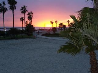 Ocean Front Walk, Mission Beach sunset - Terry Lewis
