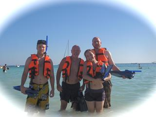 Families who snorkel together return again and again for more fun times! - KAREN CHRISTNER