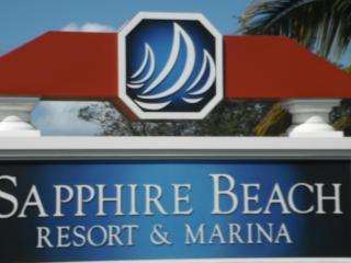 SAPPHIRE VILLAGE ENTRANCE - Carole Norrell