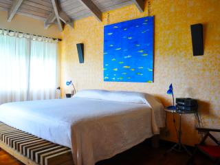 Penthouse master bedroom Vieques Villa Gallega - Icarvs Property Management New York, NY