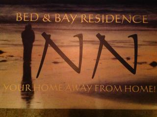 We want to be 'Your Home away from Home!' - Bed and Bay Residence Inn