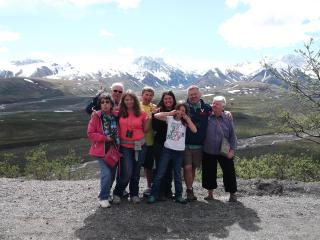 The Extended Jackson Clan in Alaska - Edwin Jackson