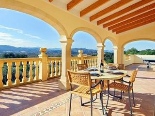 views from the naya -  luxury  villa in javea spain