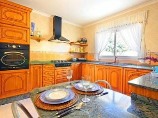 kitchen -  luxury  villa in javea spain